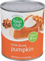 Pumpkin product image.