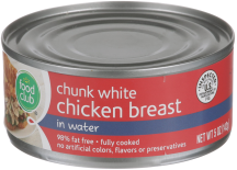 Chicken Breast product image.