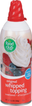 Whipped Topping product image.