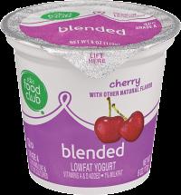 Food Club 6 oz. Lowfat or Nonfat Yogurt product image.