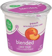 Western Family or Food Club 6 oz. Select Varieties Yogurt product image.