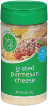 Grated Parmesan Cheese product image.