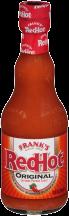 Frank's 12 oz. Select Varieties Hot Sauce product image.