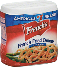 Frenchs 6 oz. French Fried Onions product image.