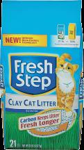 Fresh Step 14-25 lb. Cat Litter product image.