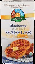 frozen waffles product image.