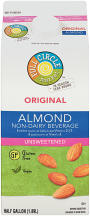 Almond or product image.