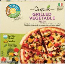 Organic Pizza product image.