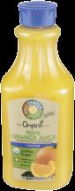 Organic Orange Juice product image.