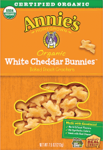 Annie's Cheddar Bunnies product image.