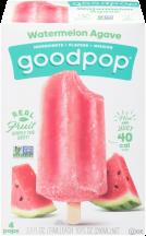 Goodpop 4 ct.Select Varieties Juice Bars product image.