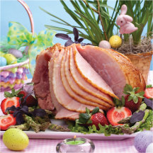 Spiral Ham product image.