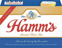 Hamms  288 oz. Select Varieties Suitcase product image.