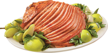 Cook's Frozen Spiral Cut Half Ham product image.