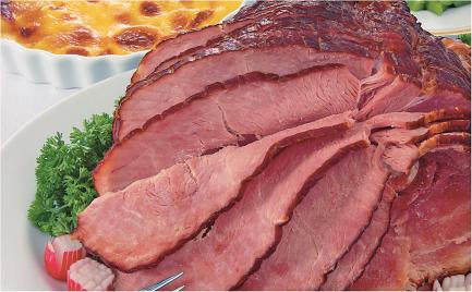 Half Ham product image.