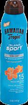 Hawaian Tropic 8 oz. Select Varieties Sun Care product image.