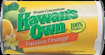 Frozen juice product image.