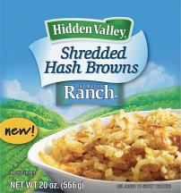 Mr. Dee's, Old Bay or Hidden Valley 16-20 oz. Select Varieties Frozen Potatoes product image.
