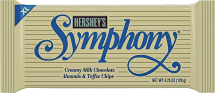 Hershey's or Cadbury 3.5-4.5 oz. Select Varieties Candy Bars product image.