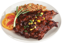 Baby Back Ribs product image.