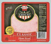 Cure 81 Ham Steak product image.