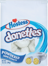 Hostess 9.5-11.25 oz. Select Varieties Donettes product image.