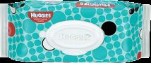 Huggies 56-72 ct. Select Varieties Baby Wipes product image.