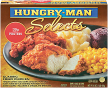Hungry Man 16-20 oz. Select Varieties Entrees product image.
