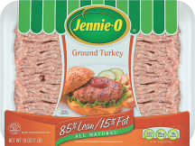 Jennie-O 16 oz. 85% Lean Ground Turkey product image.