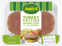 Turkey Burgers product image.