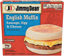 Breakfast Sandwiches product image.