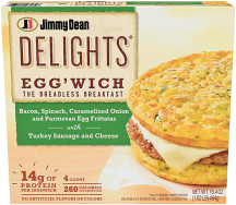 Breakfast product image.