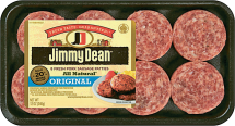 Jimmy Dean 12 oz. Links or Patties Pork Sausage product image.