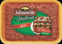Sausage product image.