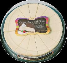 Cheesecake product image.