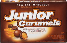 Caramels product image.