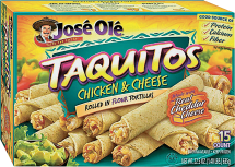 Frozen Taquitos product image.
