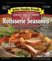John Soules 12-16 oz. Select Varieties Chicken or Beef product image.