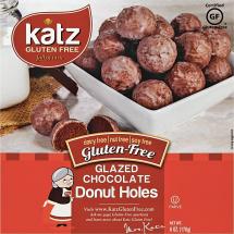 Katz 6 oz. Select Varieties Donut Holes product image.