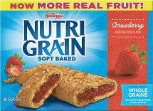 Kellogg's 8 ct. Select Varieties Nutri-Grain Bars product image.
