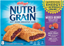Nutri Grain Bars product image.