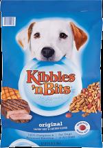 Kibbles'n Bits 16 lb. Original Dog Food product image.