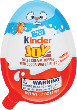 Kinder Eggs product image.