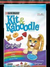 Purina  13 lb. Select Varieties Cat Food product image.