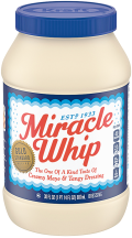 Miracle Whip product image.