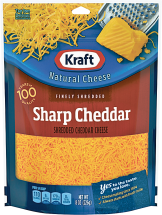 Shredded Cheese product image.