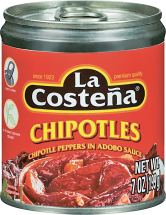 La Costena  7 oz. Select Varieties Peppers product image.