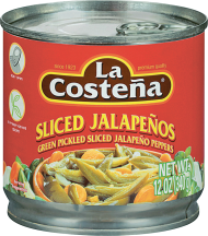 La Costena  12 oz. Select Varieties Peppers product image.