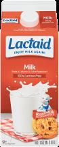 Milk product image.