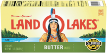 Land O Lakes 16 oz. Select Varieties Butter product image.